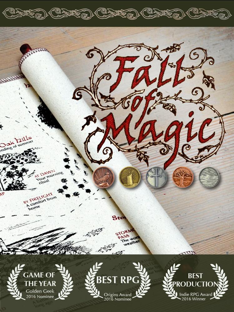 présentation Fall of Magic