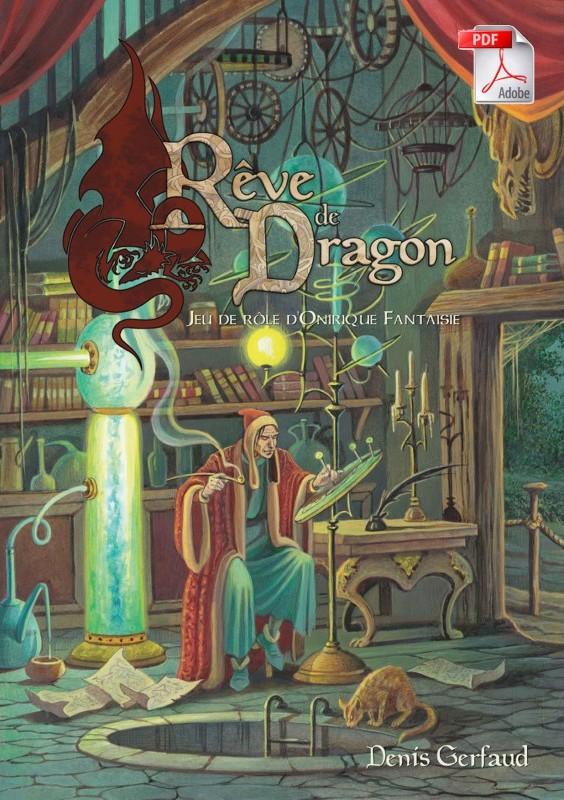 Couverture Rêve de Dragon